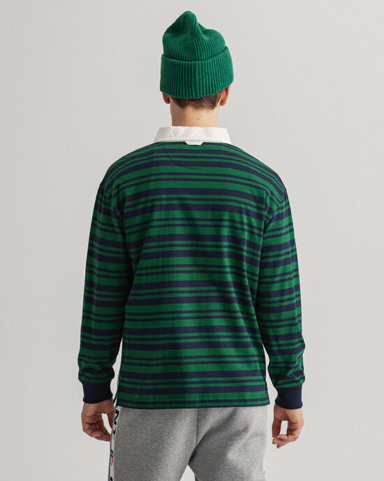 Heavy Rugger Relaxed Fit World Crest
